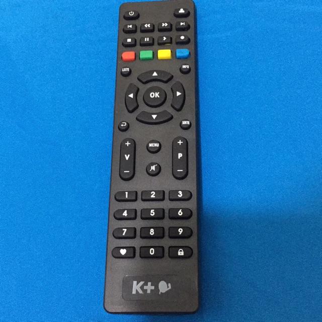 Điều khiển k+ HD mới