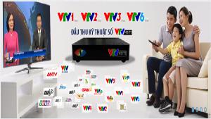Lắp đặt truyền hình số mặt đất DVB-T2 Tp Biên hòa