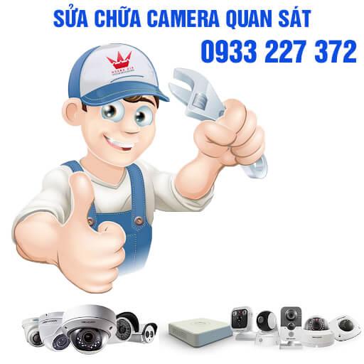 Sửa chữa camera quan sát tại Biên Hòa